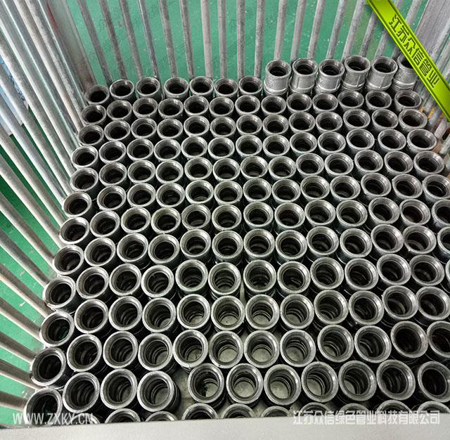 增强不锈钢管配件