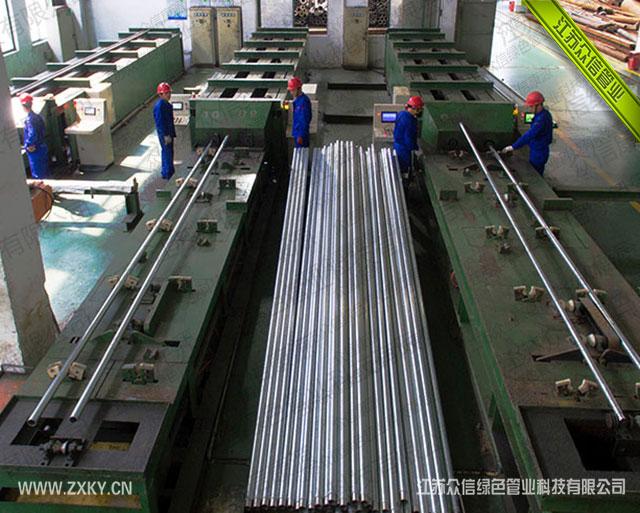 双金属复合管生产