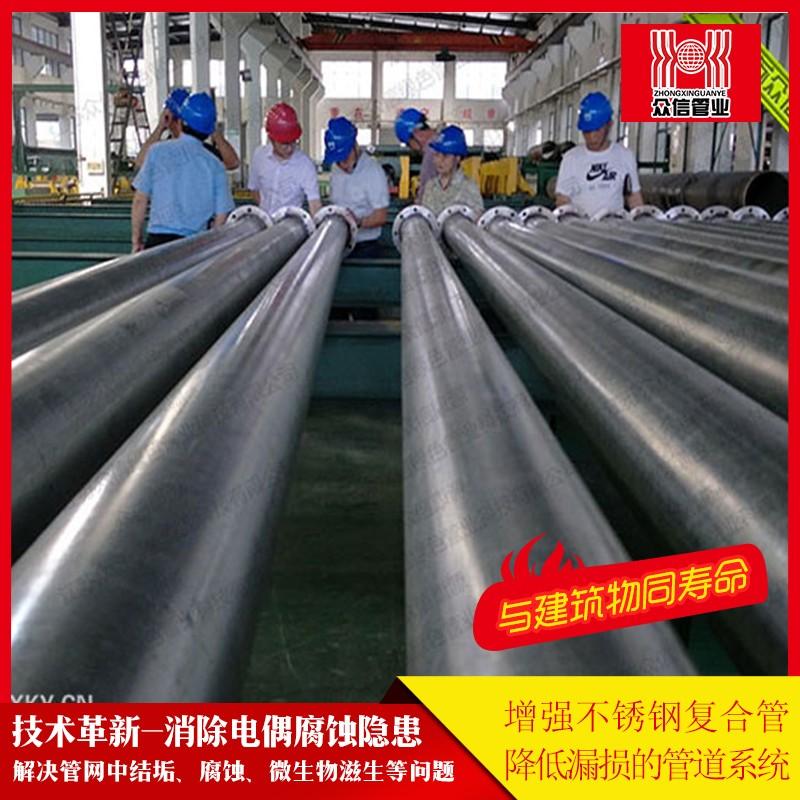 增强不锈钢管厂家考察