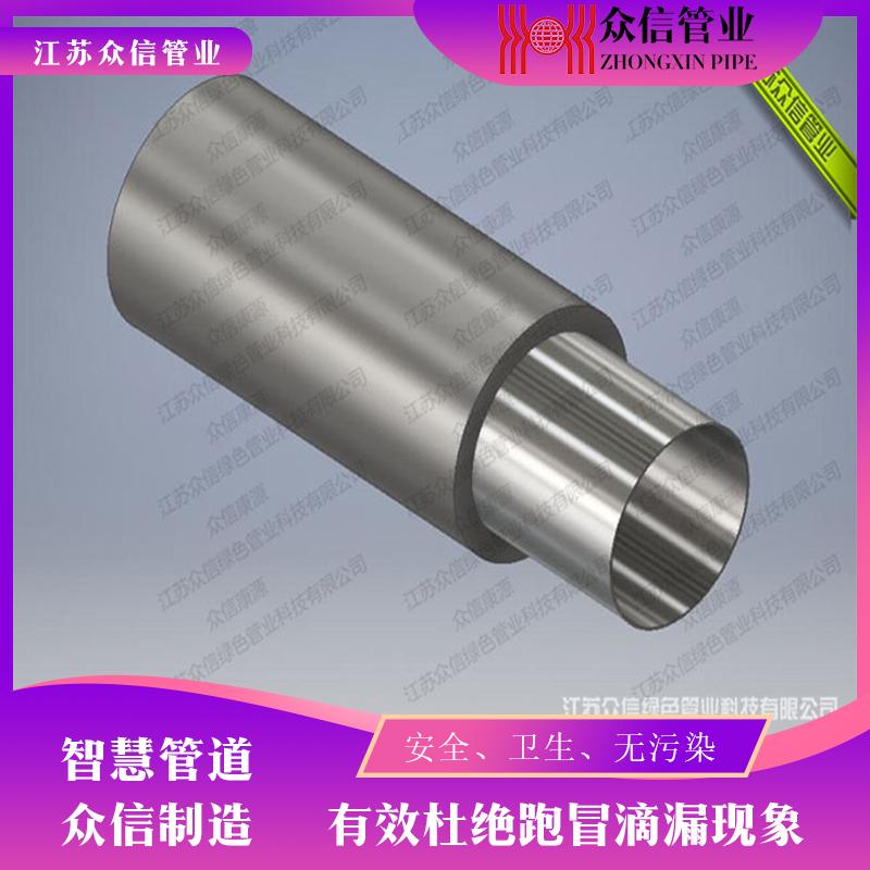 优质内衬不锈钢复合管